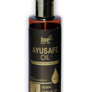 ayusafe oil hair care product